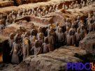 """พบเพิ่มอีกแล้ว! """"ทหารดินเผา สุสานจิ๋นซี"""" จีนขุดพบอีก 200 ตัว คาดถูกเก็บซ่อนรอการค้นหาอีกกว่า 6,000 ตัว"""