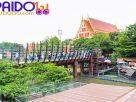 อิ่มท้อง ล่องเรือกับตลาดน้ำน่าเที่ยวในกรุงเทพ