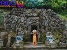 เที่ยว-ชม วัดถ้ำช้าง (pura goa gajah)