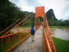 สะพานส้ม แห่งวังเวียง