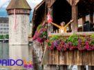 เที่ยว-ชม สะพานคาเปล ประเทศสวิตเซอร์แลนด์