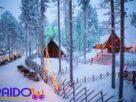 เที่ยว-ชม หมู่บ้านซานตาคลอสแห่งแลปแลนด์ ประเทศฟินแลนด์